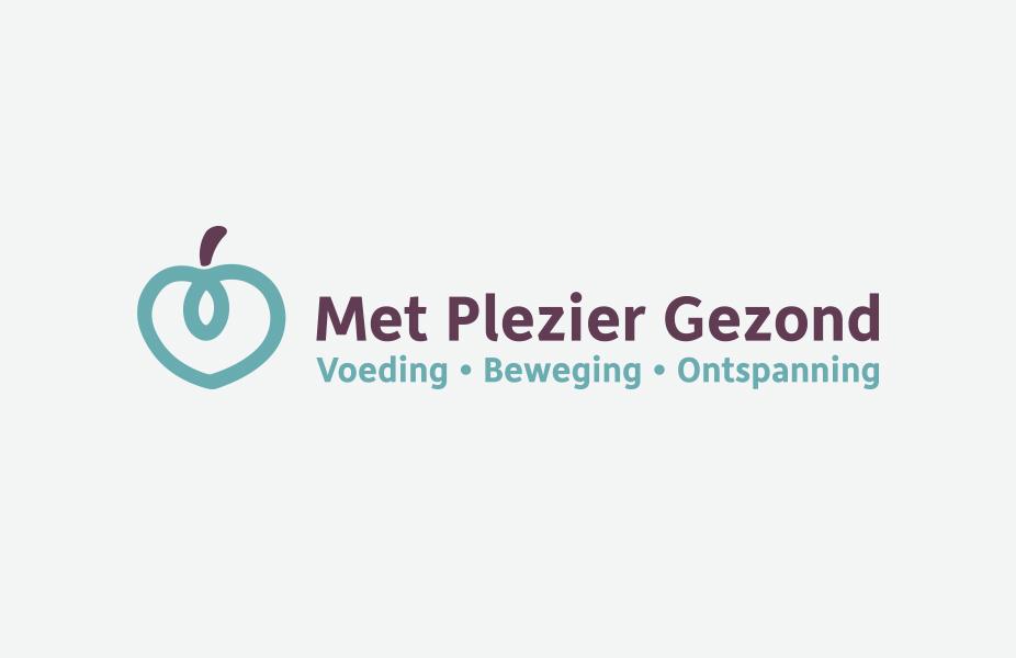 Leenaars Design | Grafisch ontwerp en webdesign | Logo Met Plezier Gezond