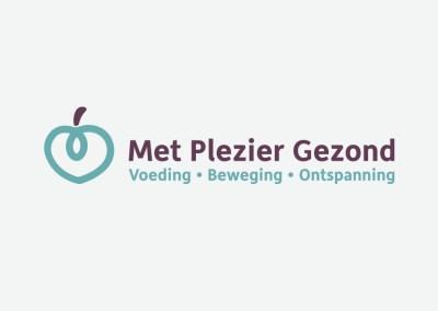 Logo Met Plezier Gezond