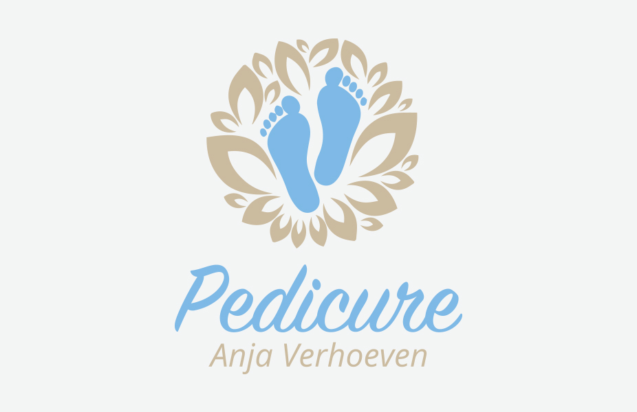 Logo Pedicure Anja Verhoeven