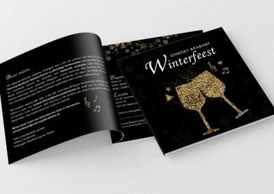Uitnodiging Omroep Brabant Winterfeest