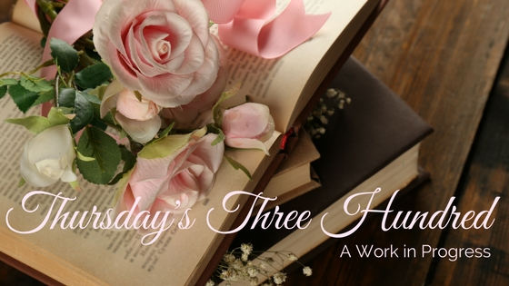 Thursday's Three Hundred: Confounding Caroline, Part 9