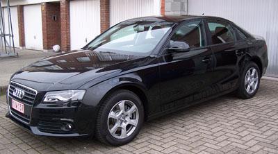 Audi zijkant