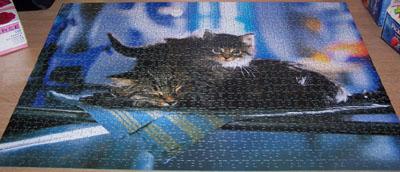 Whiskas puzzel
