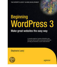 Beginning wordpress 3