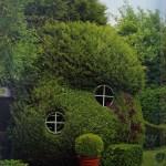 Paris, Pervergne garden