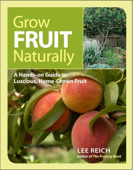 Grow Fruit Naturally, front cover of book