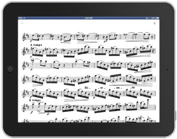 Online piano bladmuziek