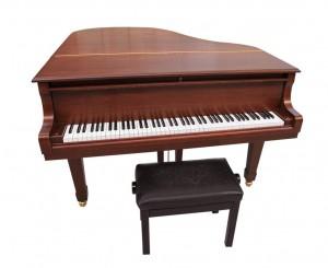 Tweedehands piano