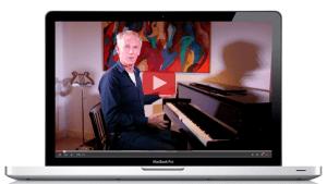 Online pianoles Cor