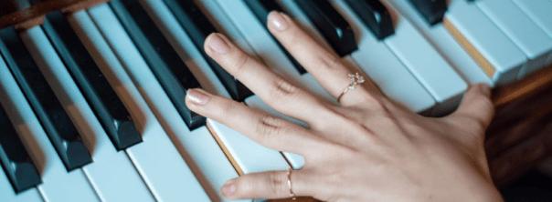 Piano handen