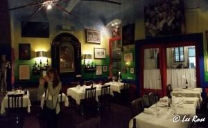 Cuccina De Garga, Florence