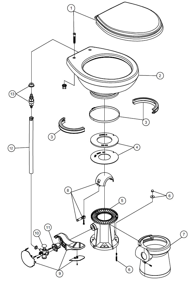 Th5110d1006 Wire Diagram