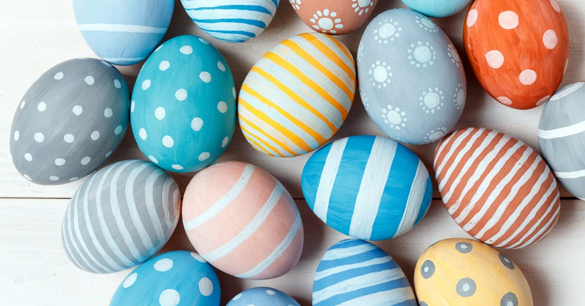 Easter Egg Decorations That Stand Out Lee S Famous Recipe Chicken