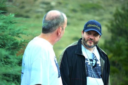 Christian Book Author, Executive Producer, Actor, Richard Feller as Raymond Kirkpatrick