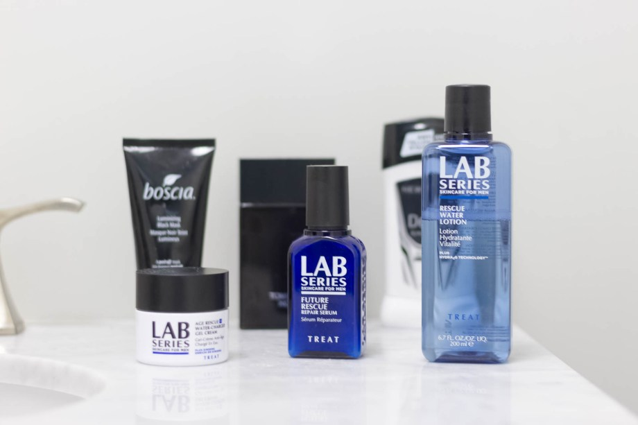Facial Skin Care For Men | Lab Series Summer Grooming Essentials