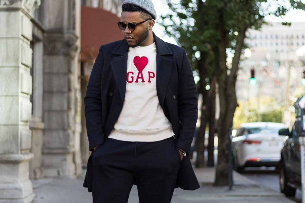 gq x gap 2017