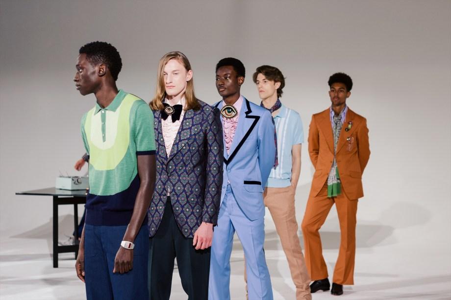 New York Fashion Week: Men's Spring 2019 Day 1