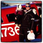 1st Training Flight for Hali