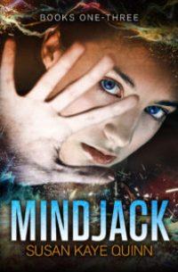 Mindjack Series Box Set Flat Cover