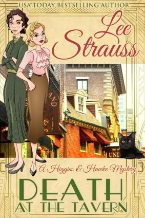 cozy historical mystery set in 1930s Boston