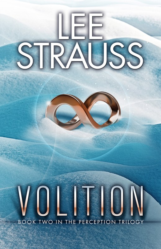 Volition: a thrilling dystopian romance