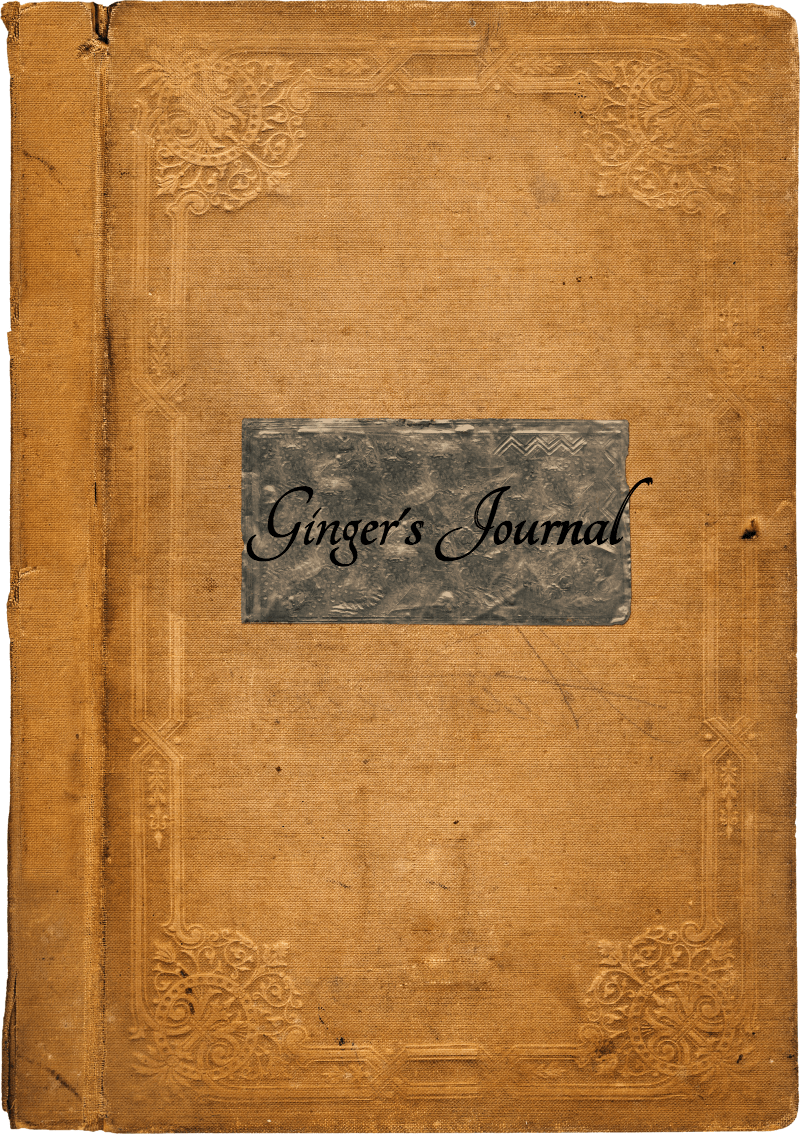 Gingers Journal cover