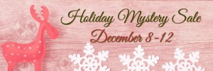 Holiday Mystery Sale
