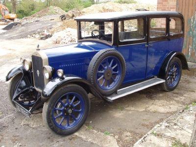 1913 Daimler TE 30 Cranmore Landaulet.
