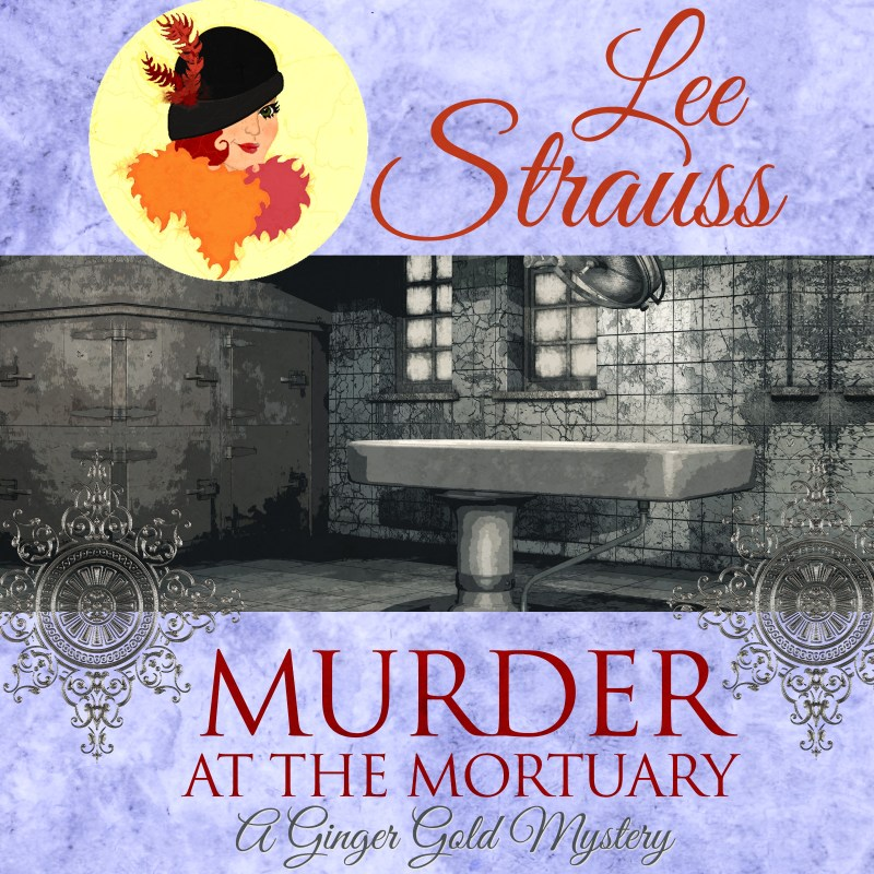 Murder at the Mortuary (Audio Book)