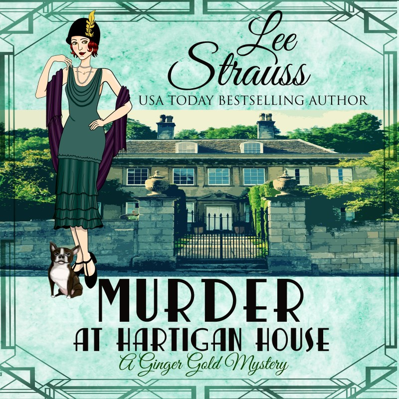 Murder at Hartigan House (Audio)