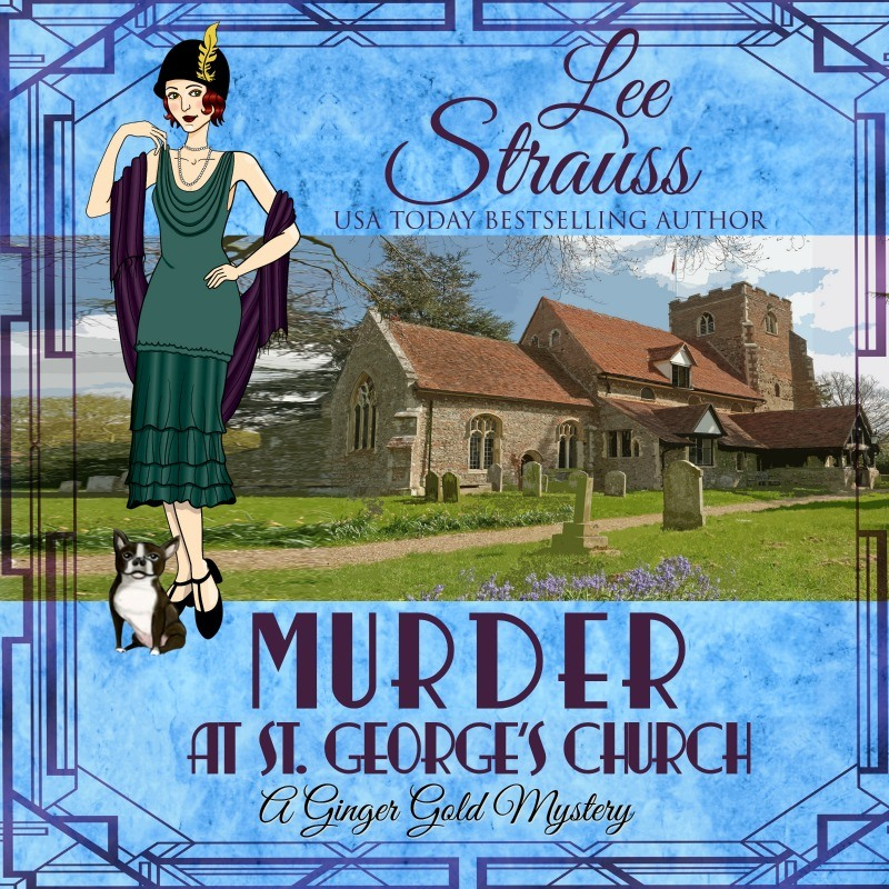 Murder at St. George's Church (Audio Book)