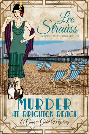 1920s cozy mysteries book cover new release lee strauss
