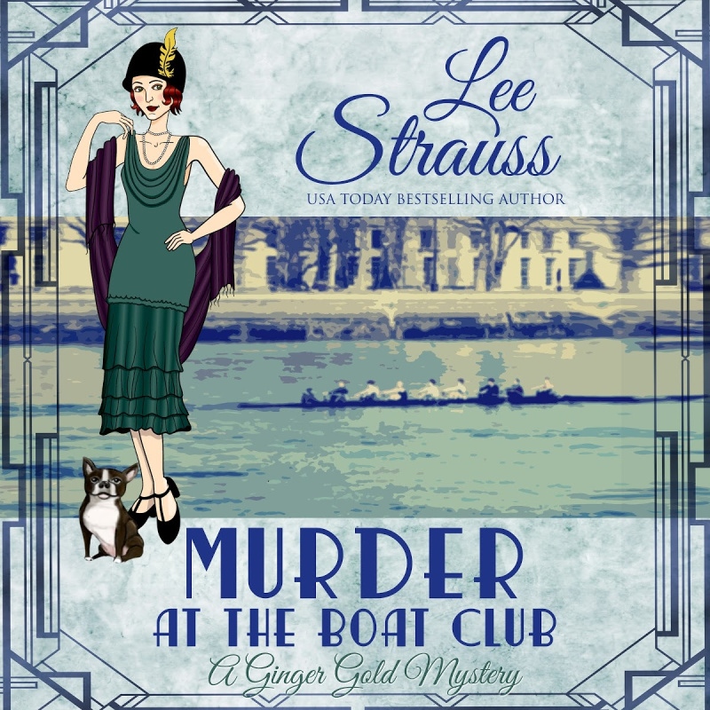 Murder at the Boat Club (Audio)