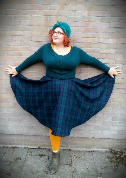 circle skirt 4