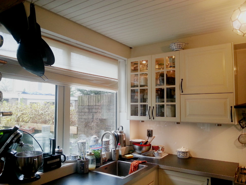 Keuken Make Over : Keuken makeover mooi geel is niet lelijk leesvoer