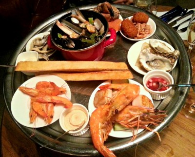 vis en meer utrecht menu