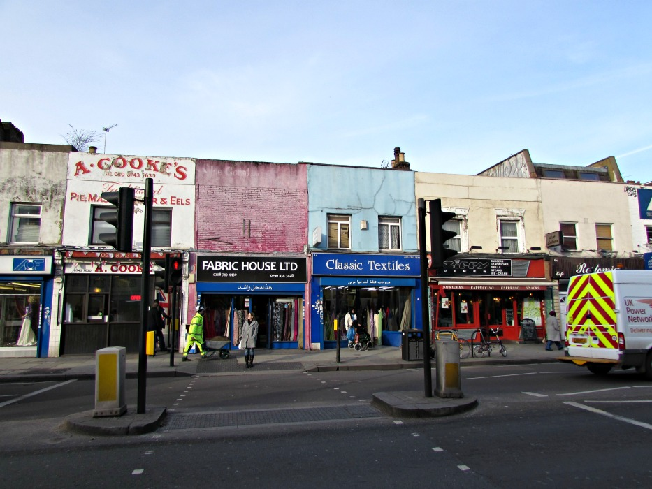 goldhawk road