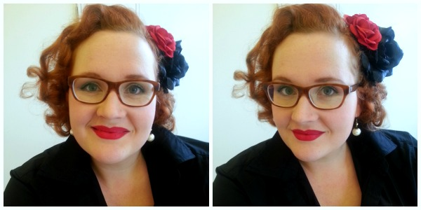 pinup transformation complete