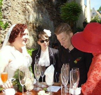 LeesVoer Bruiloft broer