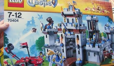 lego ridders