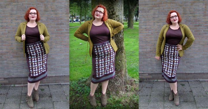 did nieuwe collectie rok en jasje