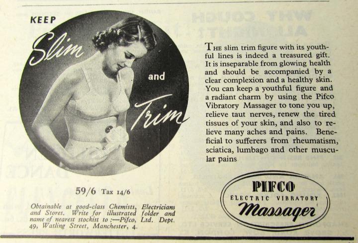 vintage reclames vibrator