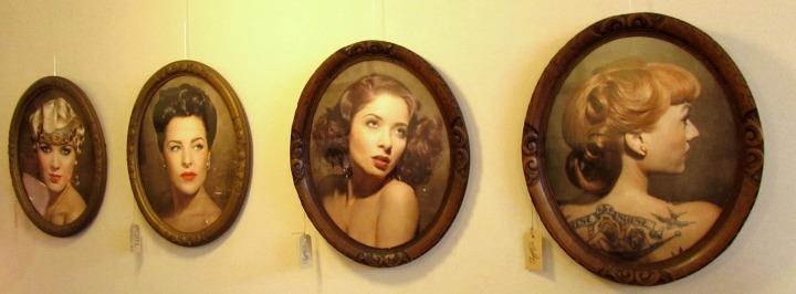 madame de pompadour vintage hairstyling leesvoer portretten