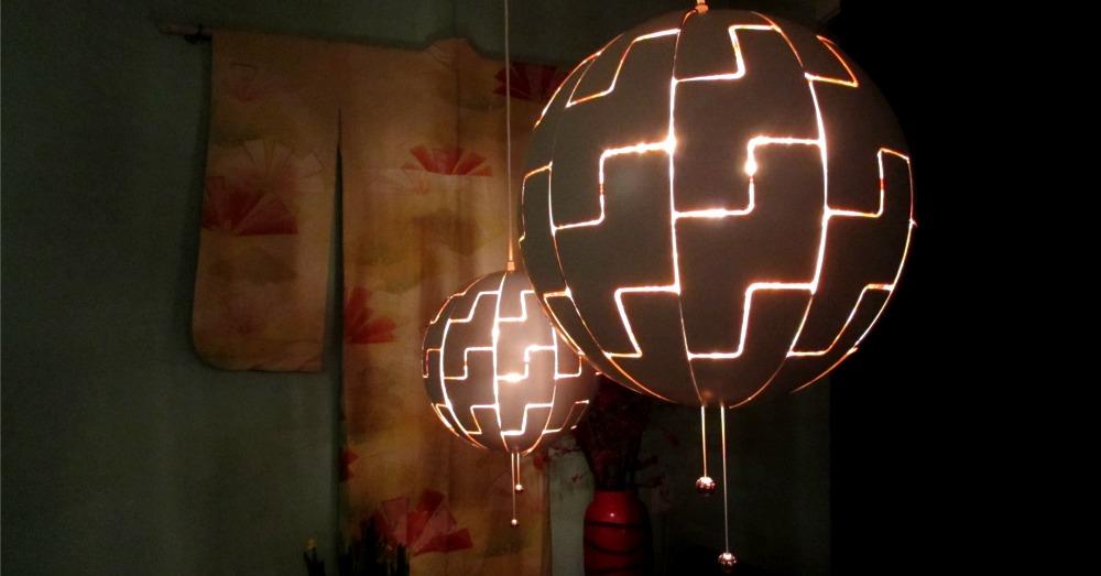 Featured death star ikea lamp