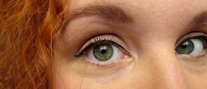 ogen wenkbrauwen MUA