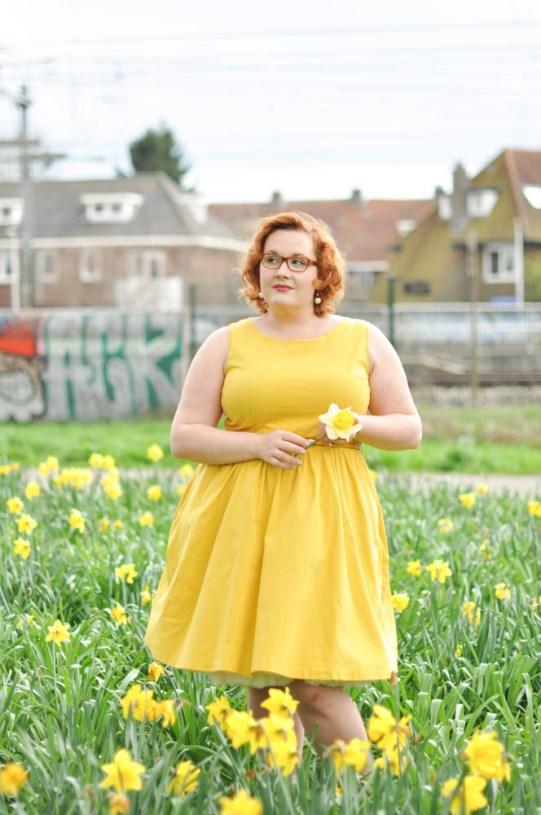 LeesVoer-lente-geel-lindybop-gele jurk (33 van 41)