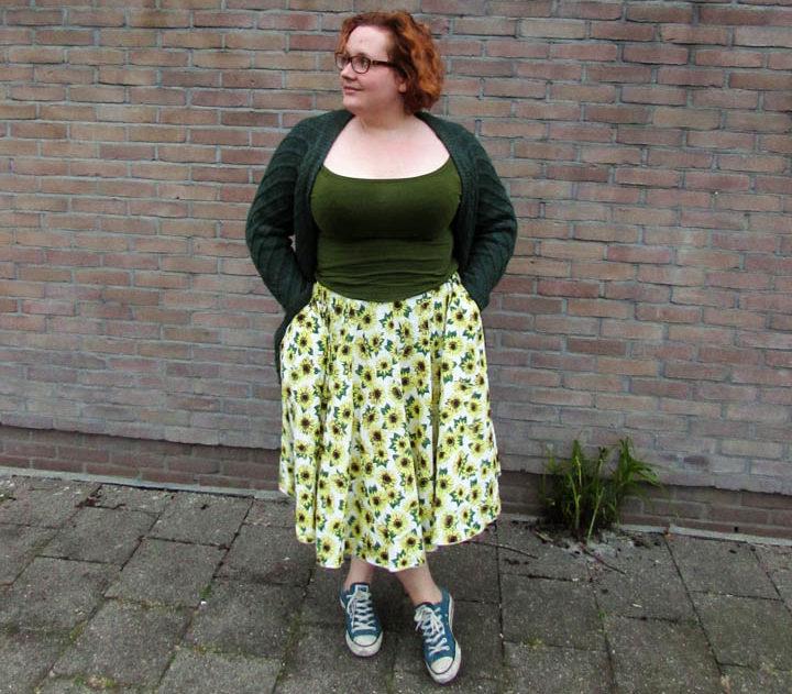 me made may 2016 mmmay16 zelfgemaakt leesvoer dagelijkse vintage looks-5
