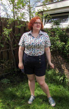 me made may 2016 mmmay16 zelfgemaakt leesvoer dagelijkse vintage looks-7