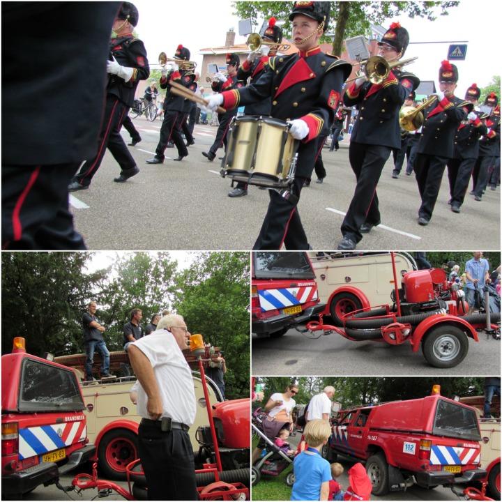 collage brandweer de bilt