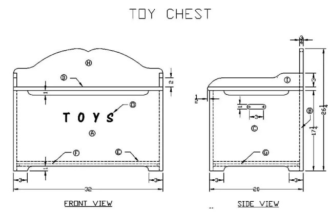 ... Photos - How Build Wooden Toy Box Woodworking Plans For Free From Lee